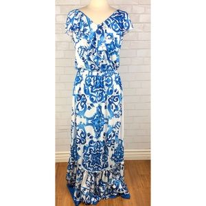 Alexia Admor Long Maxi Dress